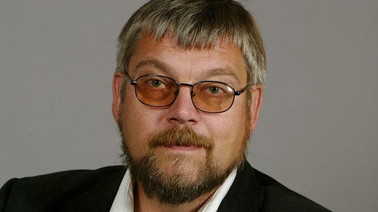 Leif Jakobsson (S) Foto: TT.