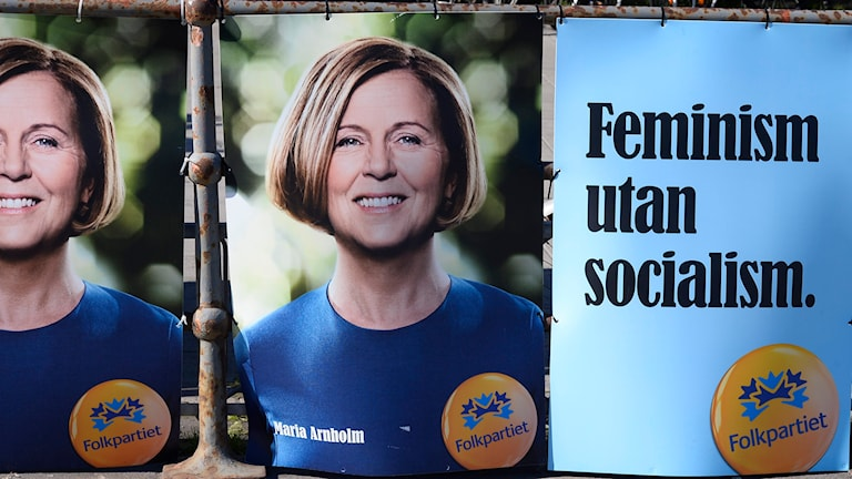 Folkpartiet, Feminism utan socialism