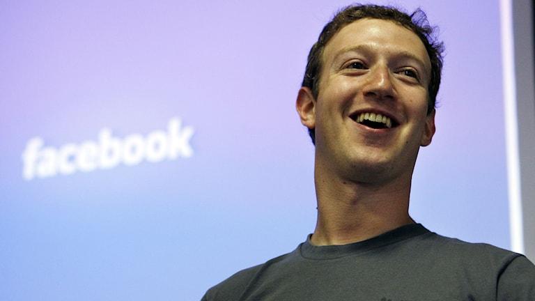 Facebooks grundare Mark Zuckerberg. Foto: Paul Sakuma/TT.