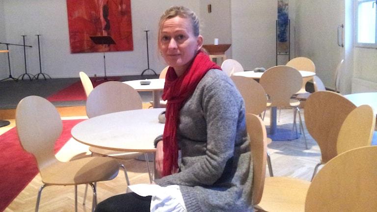 Ulrika Falk, Göteborgs räddningsmission
