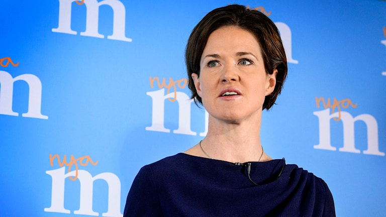 Anna Kinberg Batra föreslås bli Moderaternas nya partiledare. Foto: TT