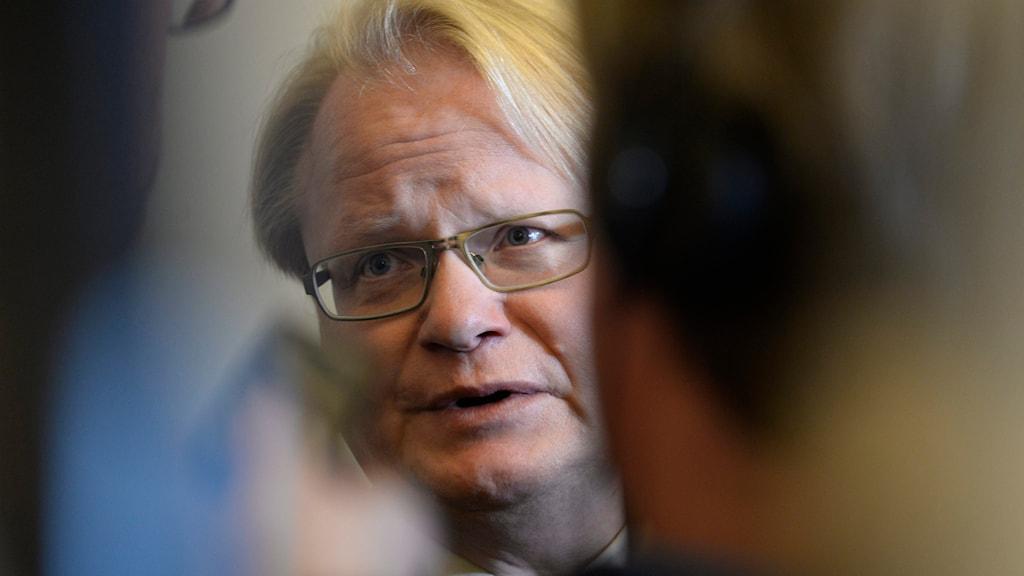 Peter Hultqvist. Foto: Pontus LundahlTT.