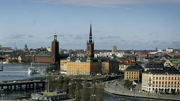 stockholm vy luft
