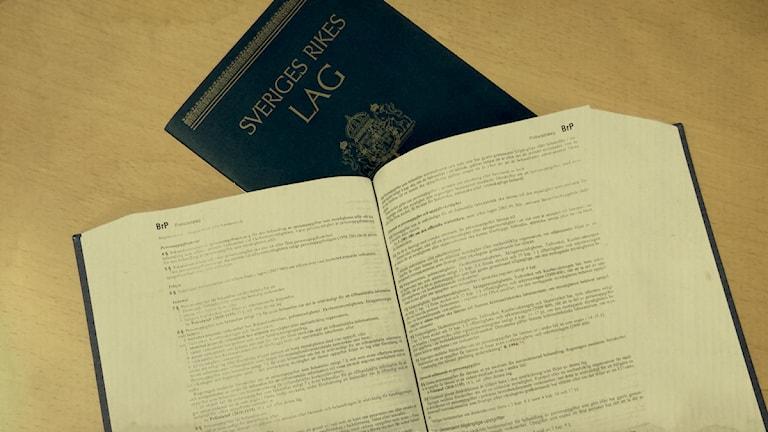 Kvinnoregistret. Så säger lagen. Foto: Alexander Gagliano / Sveriges Radio