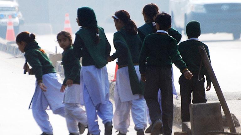 Pakistan, Peshawar, gisslan