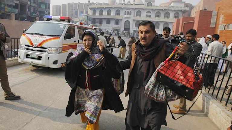 Talibaner, massaker, Pakistan