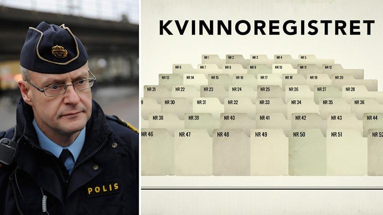 Kvinnoregistret, Mats Löfving