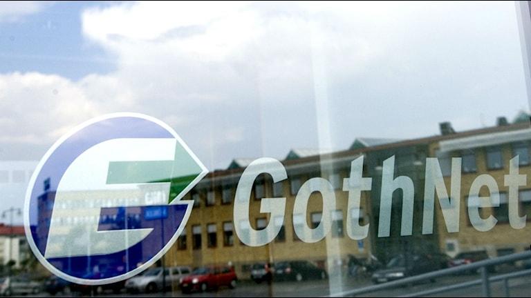 GothNets kontor i Göteborg. Foto: Björn Larsson Rosvall/TT
