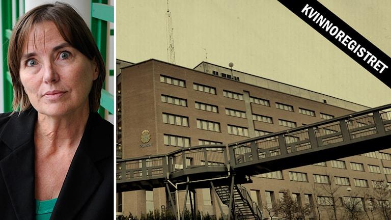 Chefsåklagare Anna Finné har beslutat att inleda förundersökning i ärendet med Kvinnoregistret. Foto: TT