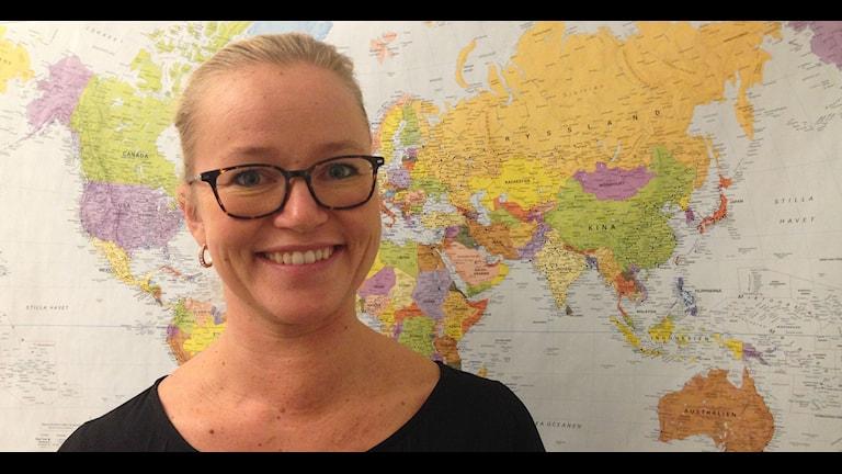 Linda Wårell, biträdande professor i nationalekonomi vid Luleå tekniska universitet.