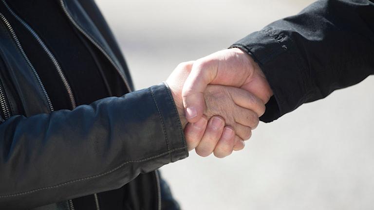 Näringslivet och fackförbunden hoppas kunna ta i hand om framtidens arbetsrätt. Foto: Fredrik Sandberg/TT