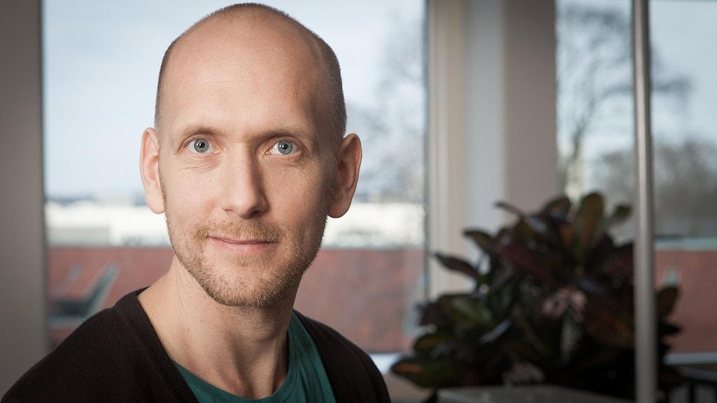 Joel Wendle, Sveriges Radio, november 2014.