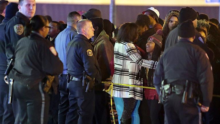 dödsskjutning, St Louis