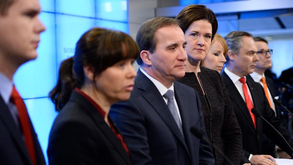 Socialdemokraterna, Moderaterna