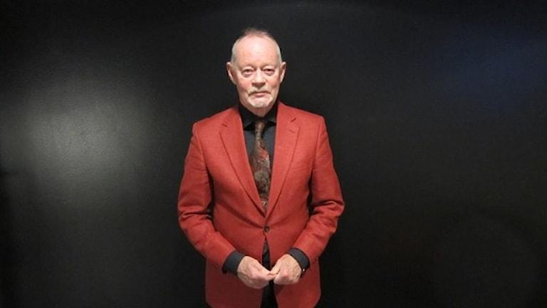 Leif Lewin. Foto: Klara Klintbo Skilje/Sveriges Radio