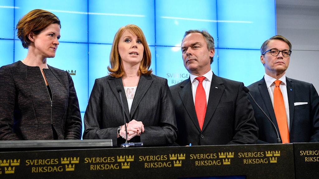 alliansen decemberöverenskommelsen