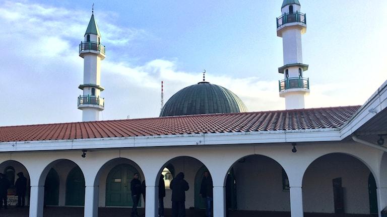 Islamic center i Malmö.