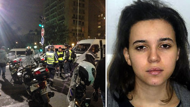 Hayat Boumeddiene, paris, terror
