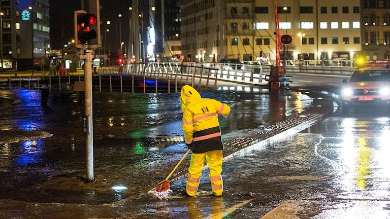Egon, storm, Malmö