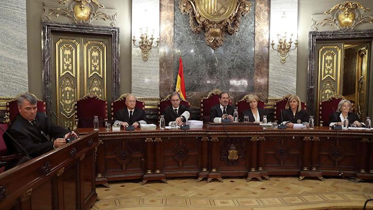 Spaniens högsta domstol