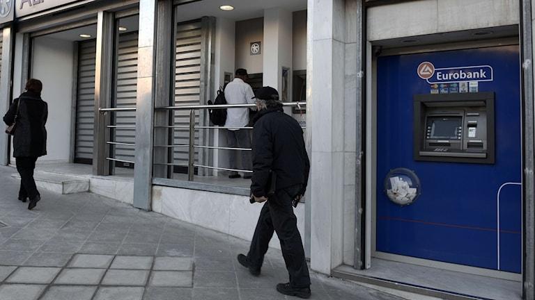 Grekland, ekonomi, parlamentsval, eurozonen