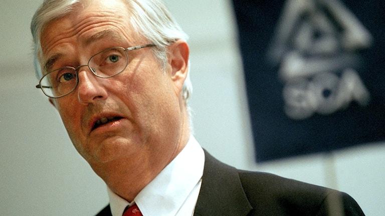 SCA, SSAB och Industrivärdens tidigare ordförande Sverker Martin-Löf.
