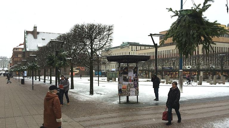 Stora torget, Borås