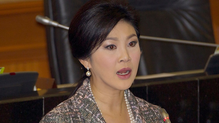 Yingluck Shinawatra. Foto: Sakchai Lalit/TT