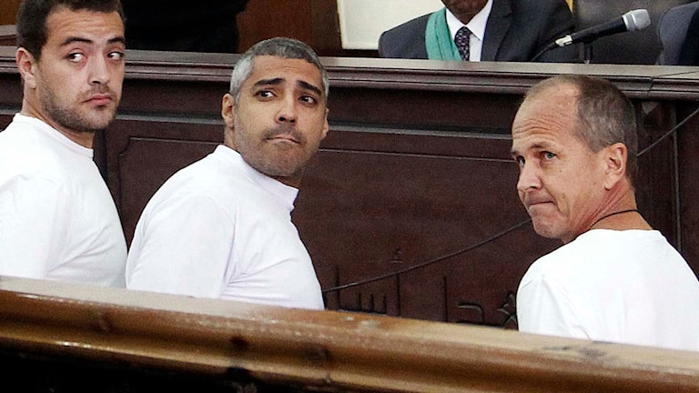 Egypten, journalist