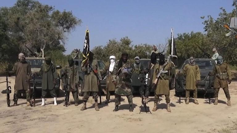 Den militanta islamistgruppen har vuxit de senaste åren.