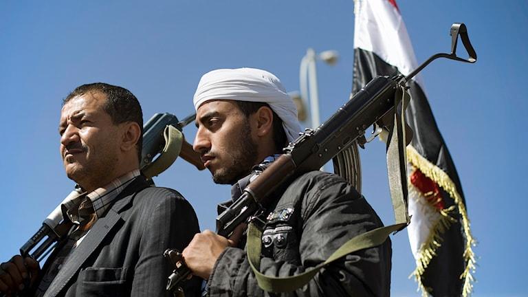 Foto: AP Photo / Hani Mohammed / TT.