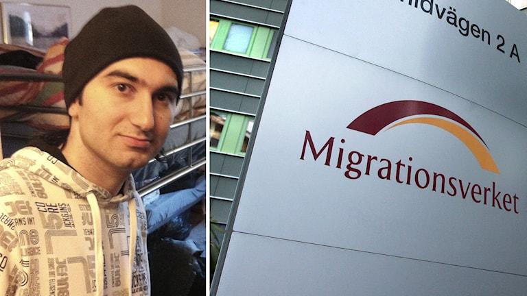 Asylsökande som ska flyttas