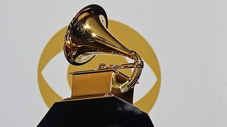 Grammygala i Los Angeles. Foto: AFP Photo / Frederic J. Brown / TT.