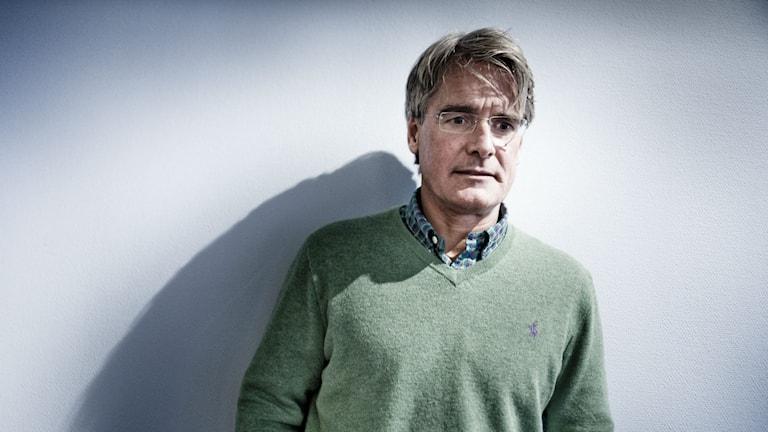 Christer Gardell, finansman och skaparen bakom Cevian Capital Foto: Magnus Hjalmarson Neideman/SvD/TT