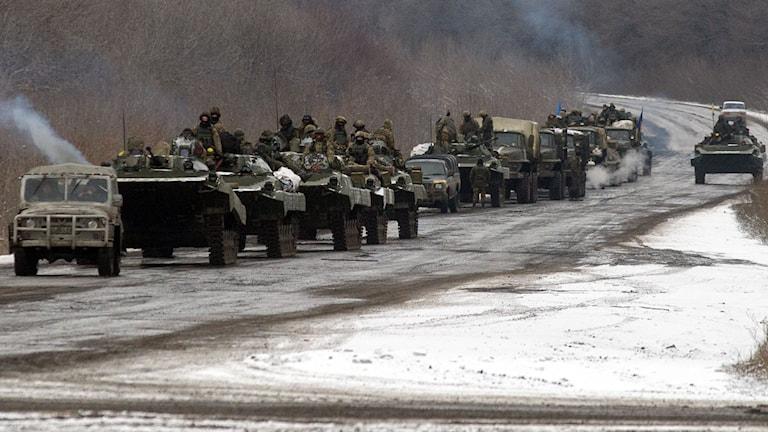 Foto: Volodmyr Shuvayev/AFP/TT