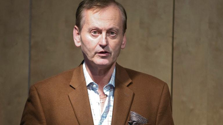 Korruptionsåklagaren Gunnar Stetler. Foto: Bertil Ericson/TT.