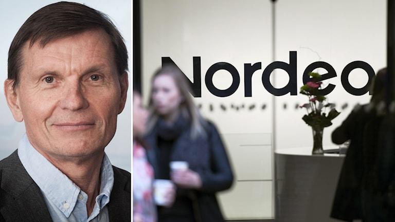 Ekonomiekots Sören Granath om Nordeas flytt till Finland