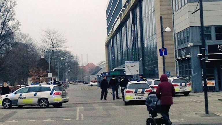 The attack happened in the Österbro area.