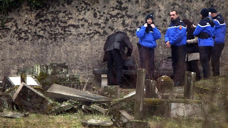 Judisk begravningsplats, Frankrike