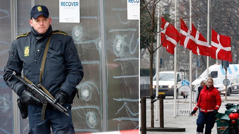 Danmark, terror