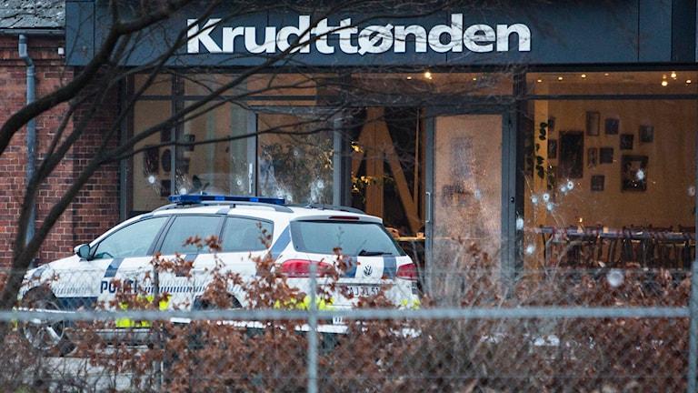 Kulturhuset Krudttönden i Köpenhamn. Foto: TT