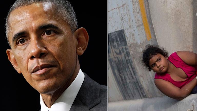 Obama, mexiko, flyktingar