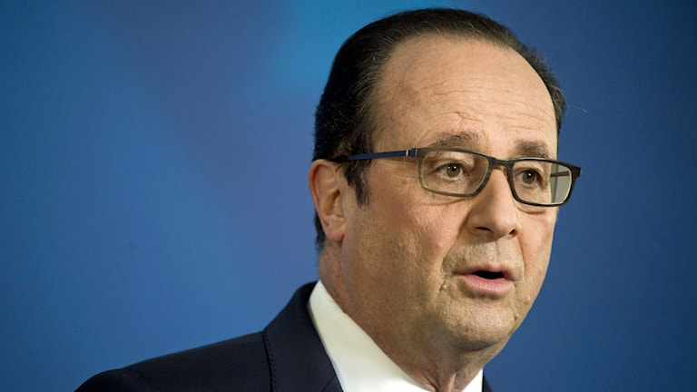 Frankrikes president Francois Hollande. Foto: Alain Jocard/AFP.