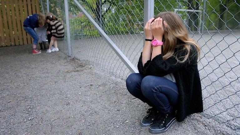 Bilden är arrangerad. Foto: Janerik Henriksson/TT.