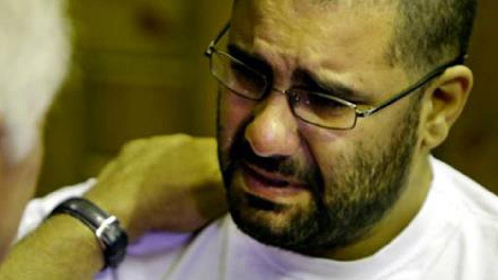 Alaa Abdel Fattah. Foto: Privat