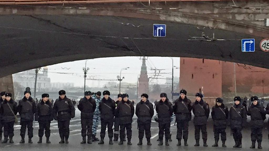 MPL, Moskva, sorgemarsch, Boris Nemtsov, mord.