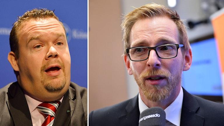 David Lega, Jakob Forssmed