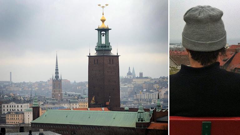 Marockanska barn i Stockholm. Foto: TT / Sveriges Radio
