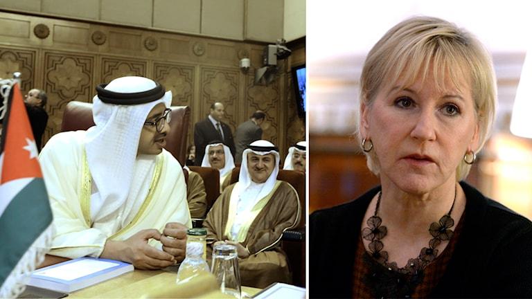 Wallström, arabförbundet