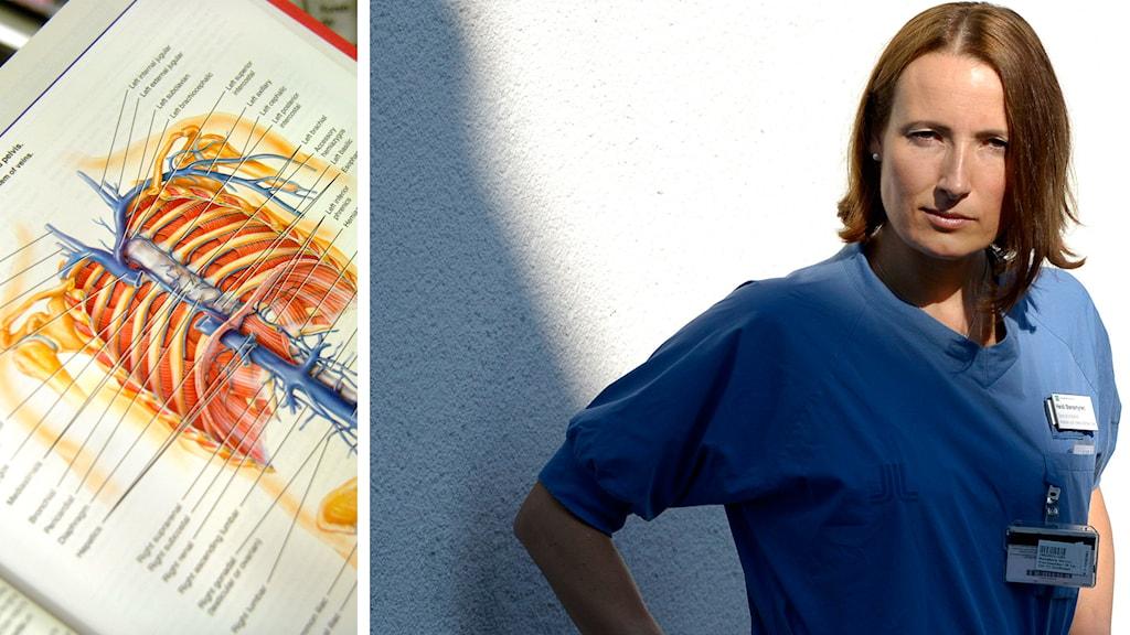 Heidi Stensmyren, läkare, ordförande Sveriges Läkarförbund
